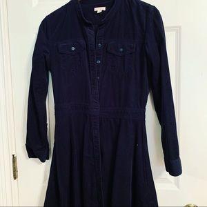 Gap Corduroy Dress